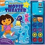 Nick Jr. Dora & Friends Movie Theater Storybook & Movie Projector (Hardcover)