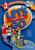 (3판)Let's Go: 3: Student Book with CD-ROM (Package)