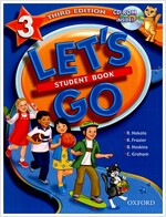 Let's Go: 3: Student Book with CD-ROM Pack (Package)