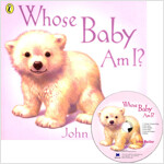 노부영 Whose Baby Am I? (Paperback + CD)