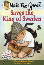 Nate the Great Saves the King of Sweden (Paperback)