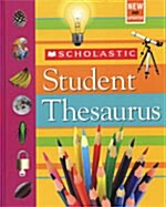 Scholastic Student Thesaurus (Hardcover, Revised)