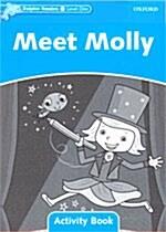 [중고] Dolphin Readers Level 1: Meet Molly Activity Book (Paperback)