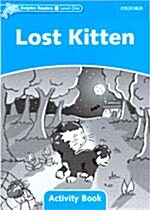 Dolphin Readers Level 1: Lost Kitten Activity Book (Paperback)