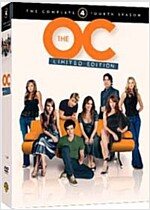 오렌지 카운티 시즌 4 박스 세트 (5disc)