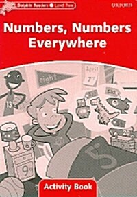 [중고] Dolphin Readers Level 2: Numbers, Numbers Everywhere Activity Book (Paperback)