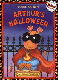 Arthur's Halloween: An Arthur Adventure (Paperback)