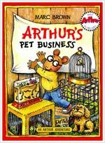 Arthur's Pet Business (Paperback)