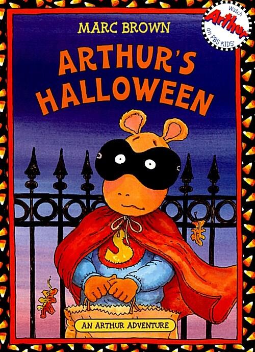 Arthurs Halloween: An Arthur Adventure (Paperback)
