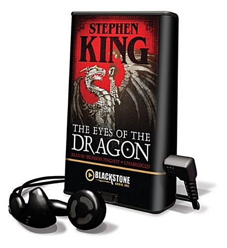 The Eyes of the Dragon [With Earbuds] (Pre-Recorded Audio Player)