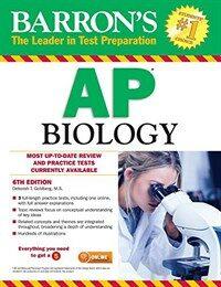 Barron's AP Biology (Paperback, 6)