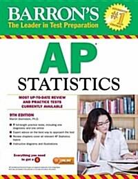Barrons AP Statistics (Paperback, 9)