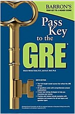 Pass Key to the GRE (Paperback, 9)