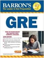 GRE with Online Tests (Paperback, 22, Twenty Second)