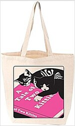 Tale of Two Kitties Cat Tote (Other)