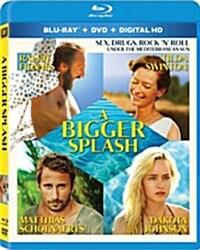 [수입] Bigger Splash (비거 스플래쉬) (한글무자막)(Blu-ray)