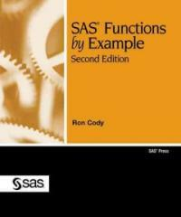 SAS functions by example 2nd ed