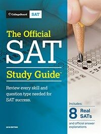 The Official SAT Study Guide, 2018 Edition (Paperback)