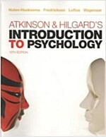 Atkinson & Hilgard's Introduction to Psychology (Paperback, 15th)