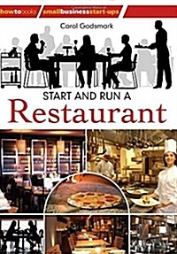 Start & Run A Restaurant 2nd Ed (Paperback)