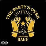 [중고] Prophets Of Rage - The Party's Over [EP]