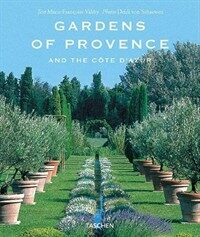 Gardens of Provence: And the Cote D'Azur (Hardcover, 1956)