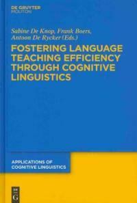 Fostering language teaching efficiency through cognitive linguistics