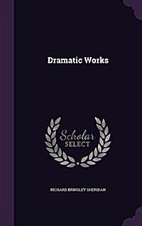 Dramatic Works (Hardcover)