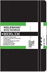 Moleskine City Notebook - Berlin, Pocket, Black, Hard Cover (3.5 X 5.5) (Imitation Leather)