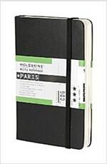 Moleskine City Notebook - Paris, Pocket, Black, Hard Cover (3.5 X 5.5) (Imitation Leather)