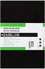 Moleskine City Notebook Dublin (Hardcover)