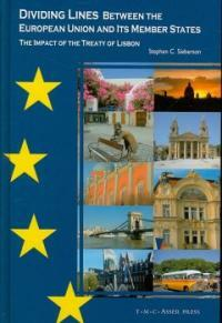 Dividing lines between the European Union and its member states : the impact of the treaty of Lisbon