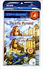 Step into Reading 4 : The Little Mermaid (Paperback + CD 1장)
