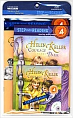 Helen Keller Courage in the Dark (Paperback + Workbook + CD 1장)