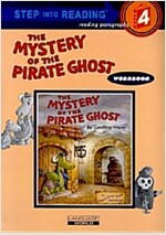 The Mystery of the Pirate Ghost (Paperback + Workbook + CD 1장)