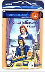 Thomas Jefferson's Feast (Paperback + Workbook + CD 1장)
