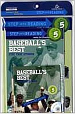 Baseball's Best: Five True Stories (Paperback + Workbook + CD 1장)