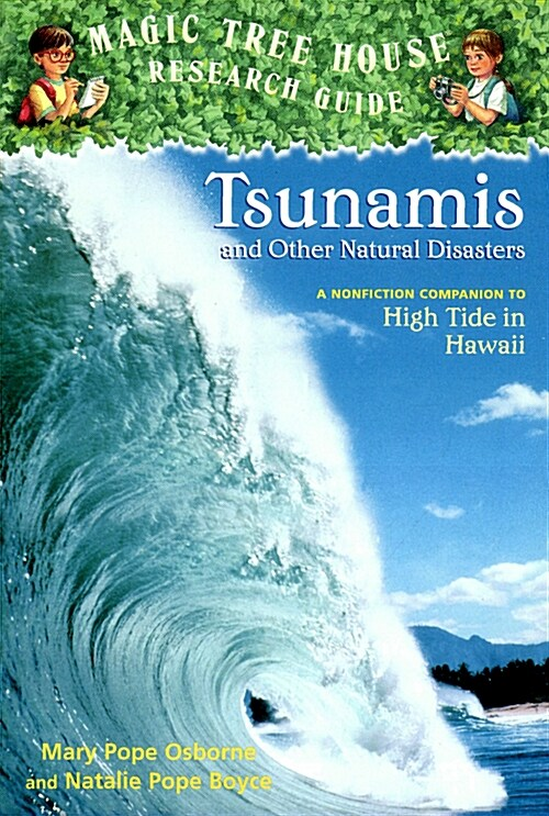 Magic Tree House FACT TRACKER #15 : Tsunamis and Other Natural Disasters (Paperback)