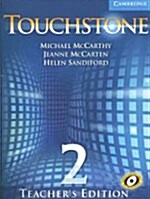 Touchstone Teachers Edition 2 Teachers Book with Audio CD (Package)