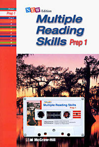 New Multiple Reading Skills Prep 1 (Paperback + Tape 1개, Color Edition)