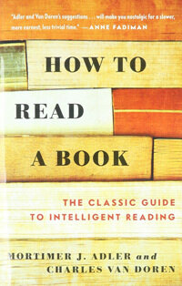 How to Read a Book (Paperback, Revised and Upd)