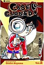Case Closed, Volume 2 (Paperback)