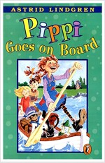 Pippi Goes on Board (Paperback)