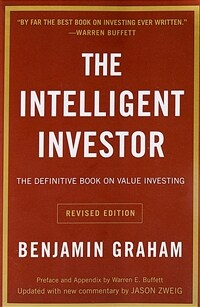 Intelligent Investor: The Definitive Book on Value Investing (Paperback, Revised)