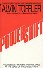 Powershift: Knowledge, Wealth, and Power at the Edge of the 21st Century (Mass Market Paperback)