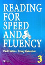 Reading For Speed and Fluency 3 : Student's Book (Paperback)
