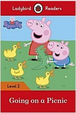 Peppa Pig: Going on a Picnic - Ladybird Readers Level 2 (Paperback)