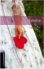 Oxford Bookworms Library: Level 4:: Emma Audio Pack : Graded readers for secondary and adult learners (Paperback, 2 Revised edition)