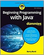 Beginning Programming with Java for Dummies (Paperback, 5)