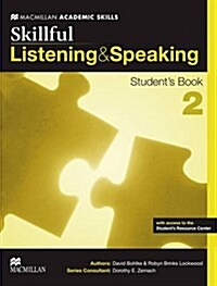 Skillful Level 2 Listening & Speaking Students Book Pack (Package)